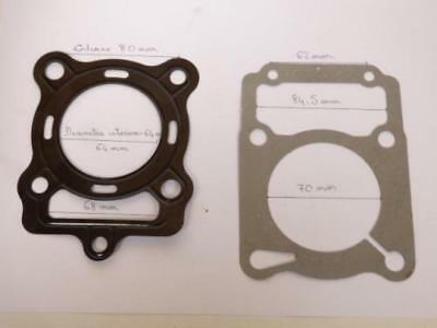 Engine gasket quad Chinese ATV New carter oil cooling