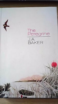 The Peregrine by J.A. Baker First Edition (Hardback, 1967)