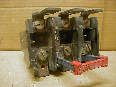 Square D Size 3 Overload Relay