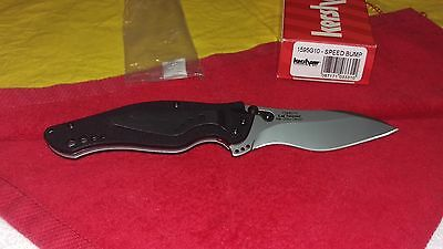 Kershaw 1595G10 Speedbump - Folding Pocket Knife - New In Box - Made In Usa-G10 • $99.99