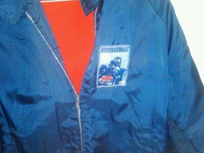 Vintage Drag Racing 1971 Winternationals Jacket Free S&H