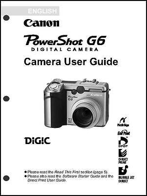 Canon Powershot SD40 Troubleshooting Manual