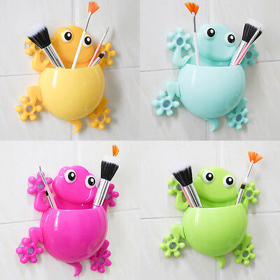 Cartoon Animal Tooth Brush Toothbrush Holder For Home Bathroom Storage Kids