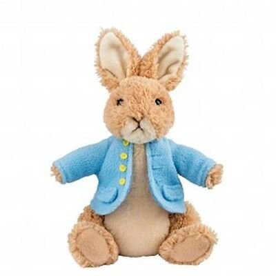 Peter Rabbit Soft Plush Toy Stuffed Doll Animal by Beatrix Potter New 20 cm
