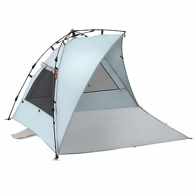 Terra Nation Hare Kohu Plus Baby / Child Beach Sand Protection Shelter - Blue