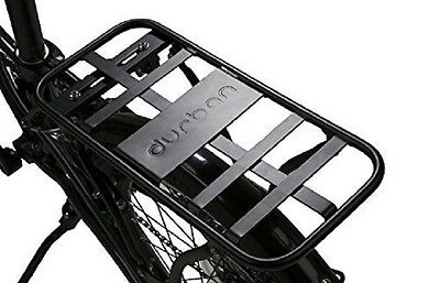 """DURBAN Bicycle Bike Rear Rack Carry Carrier For 20"""" To 24"""" Wheel Bicycles"""