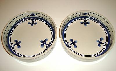 2 Beautiful Vintage Rosenthal Pottery Bowls