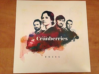 Rare 33Tours (Lp) 11T Cranberries Roses (Something Else)