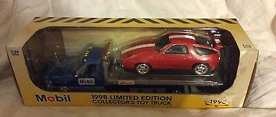 Mobil 1998 Limited Edition Collectors Toy Truck