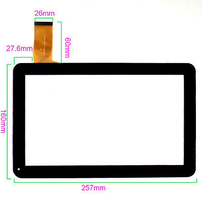 "10.1"" inch IROPRO Tablet Replacement Digitizer Touch Screen VTC5010A07 FPC -v2.0"