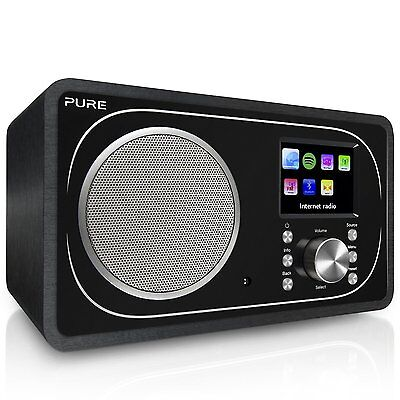 Pure Evoke F3 Digital DAB/FM/Internet Radio + Spotify Connect & Bluetooth
