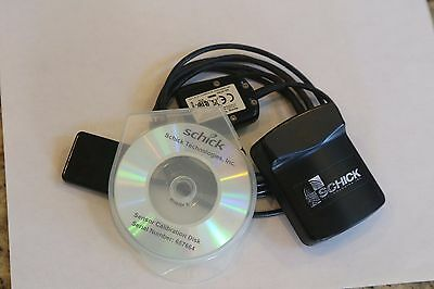 Schick CDR Digital Dental Xray Sensor Size 2 w/ Free Shipping