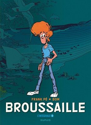 Broussaille  ** Integrale 1 1978/187  ** Eo Neuf Frank Pe/bom