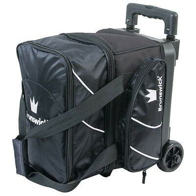 Brunswick Edge Single Roller 1 Ball Bowling Bag