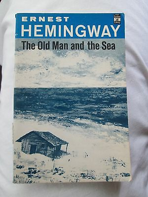 The Old Man and the Sea by Ernest Hemingway (1950, Paperback)