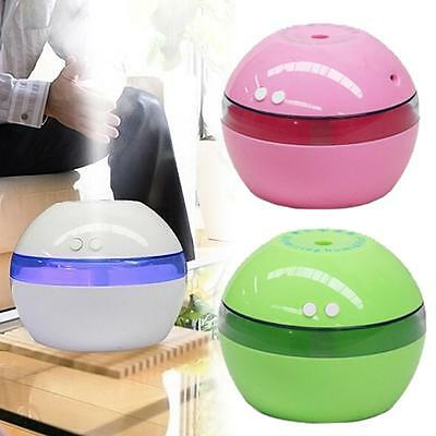LED Air Aroma Essential Oil Diffuser Ultrasonic Aroma Aromatherapy Humidifier MT