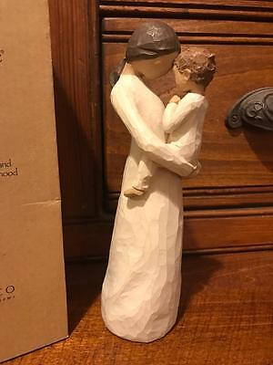 Willow Tree Tenderness Mother and Child Figurine by Susan Lordi w/box 2001