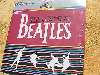 The Compleat Beatles (1982) Laser Disc