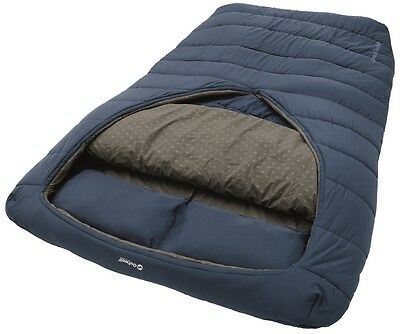 Outwell 3 Season Double Cardinal Sleeping Bag Camping Equipment