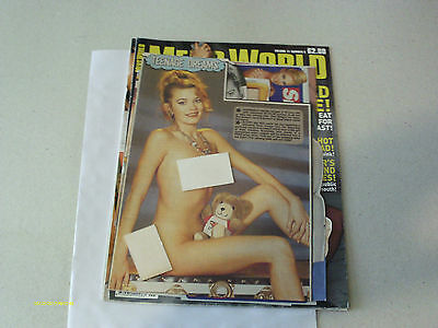 Page 3 Girl - Abigail Toyne Clippings - 1990's & Early 2000's