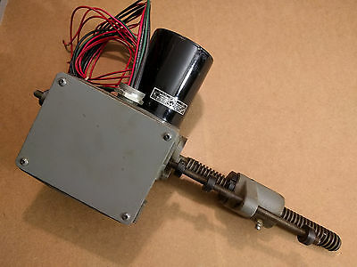 Hardinge HLV/TFB Variable Speed Actuator Assembly