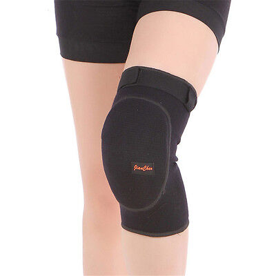 Anti-slip and Fall Knee Pads Gymnastics Dance And Volleyball Knee Pads Black
