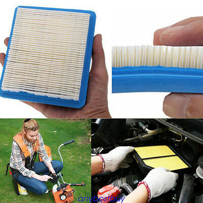 Lawn Mower Air Cleaner Filters Accessories Filter Element Briggs& Stratton Blue