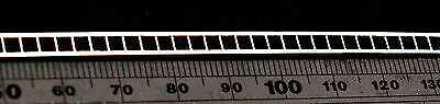 OO / HO scale ladder 2x 200mm lengths