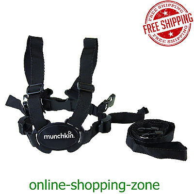 Munchkin Harness And Reins Child Safety Walking Leash Straps Durable Buckles