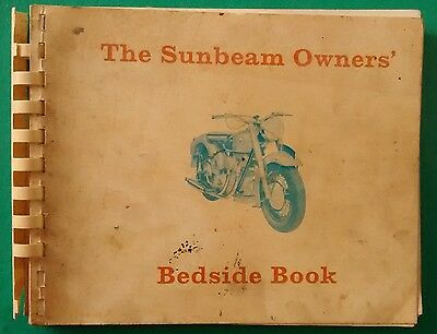 THE SUNBEAMS OWNERS'  Bedside Book