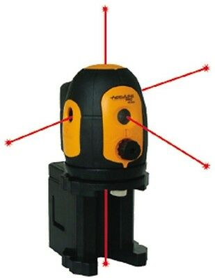Johnson Self-Leveling 5-Beam Laser Level