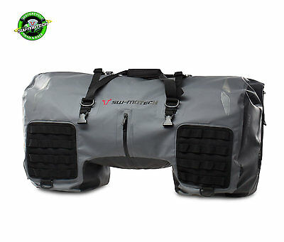 SW Motech Drybag 700 - Large 70 Litre Waterproof Motorcycle Motorbike Tail Bag