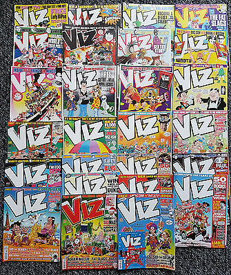 Viz Comic / Magazine Collection – 26 Issues!  Great Condition!