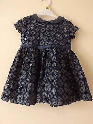 Girls NEXT Dress - Age 6-9 Months - Excellent Condition