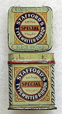 Us, Stafford's Special, Typewiter Wide Ribbon Tin