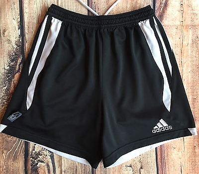 Adidas Shorts Size Large Boys Girls Large Black Soccer Youth Athletic