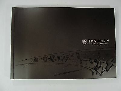 TAGHeuer -  Mastering Speed for 150 Years  2011-2012 Catalogue