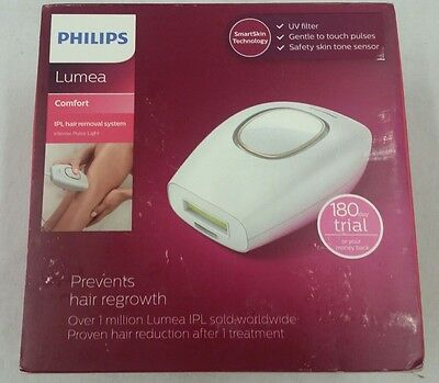 Philips Lumea Comfort IPL Hair Removal System SC1981 *New Open Box*