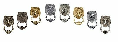 Heritage Brass - K1210 - Lion Knocker 177mm x 107mm - Solid Brass Material