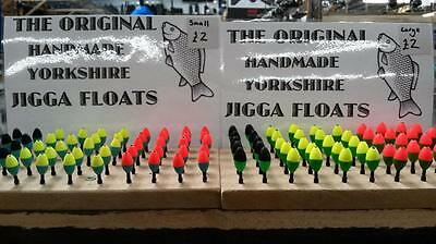 Yorkshire Jigger Floats