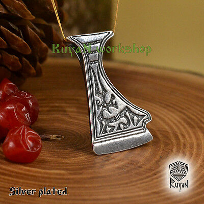 Viking Axe pendant. Viking pendant. Viking arms. Viking Replica Ancient axe