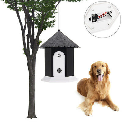 Anti-Bell Antibellstation Hundeerziehung Ultraschall Hunde Bellen Bark Control