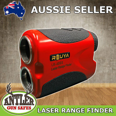 Laser Range Finder 800M - 6X Magnification / Hunting, Sports, Golf, Duck Hunting