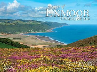 Images of Exmoor 2018 Office Kitchen Wall Calendar Salmon Year Calendars