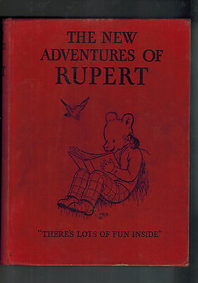RUPERT ANNUAL 1936 original book - very nice condition