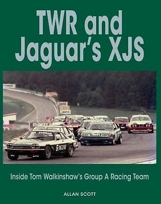 Twr And Jaguar's Xjs: Inside Tom Walkinshaws Group A Racing Team