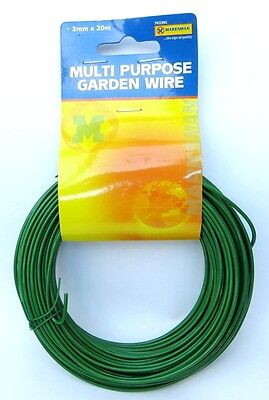 Green Garden Wire - Multi Purpose - Various sizes