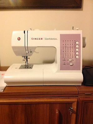 Singer Confidence 7463 computerised sewing machine