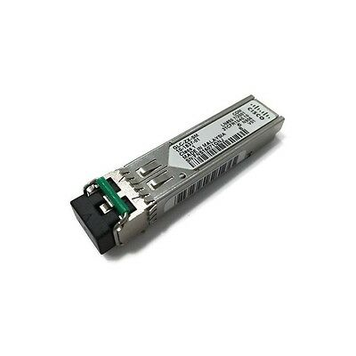 Cisco GLC-ZX-SM 1000BASE-ZX extended distance SFP Optical Transceiver 10-1837-01