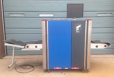 HEIMANN X-RAY INSPECTION HI-SCAN 6040i Security Baggage Inspection Scanner 6040